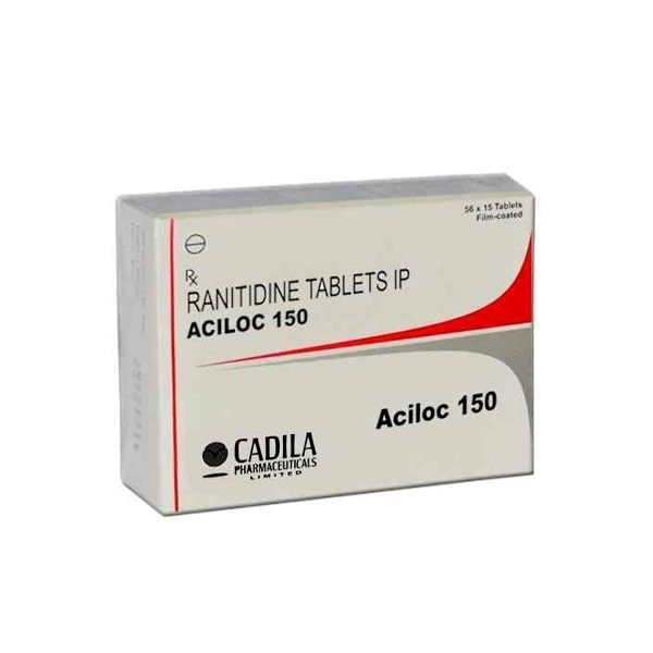 Buy Aciloc 150 Mg