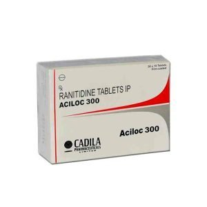 Buy Aciloc 300 Mg
