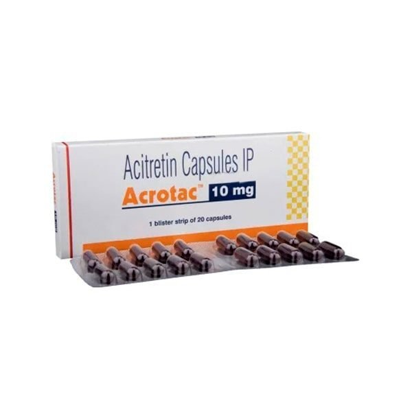 Buy Acrotac 10 Mg