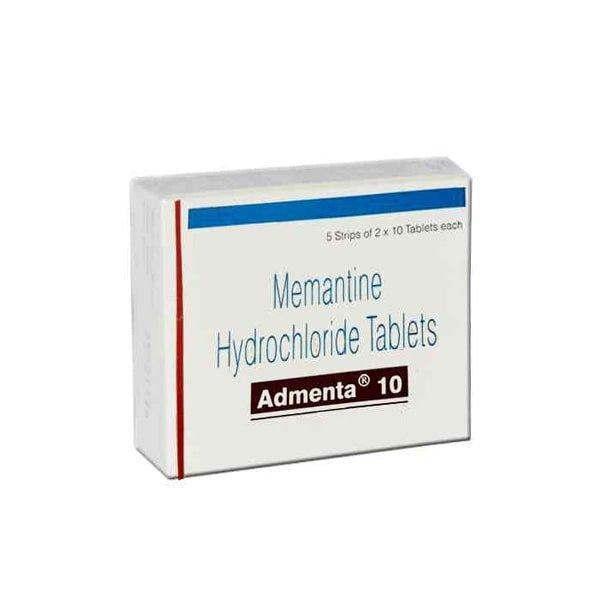 Buy Admenta 10 Mg