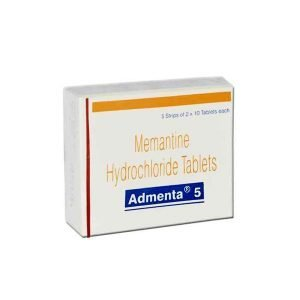 Buy Admenta 5 Mg