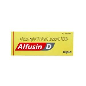 Buy Alfusin D Tablet