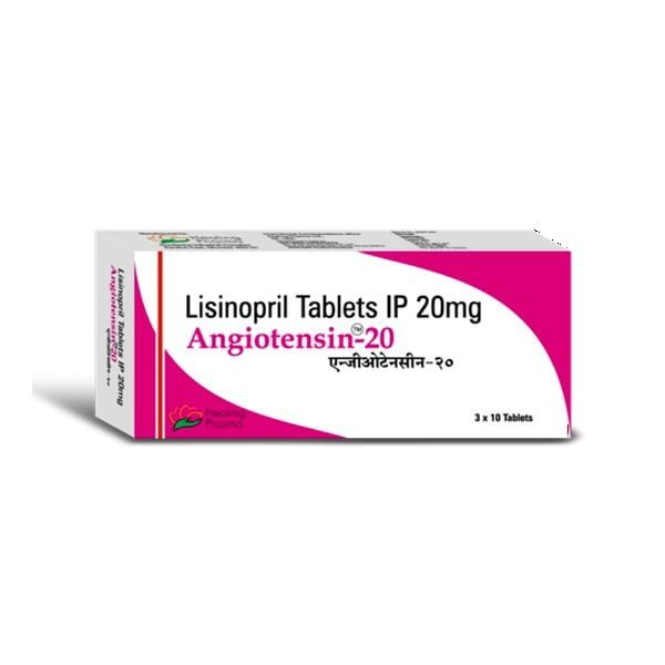 Buy Angiotensin 20 Mg