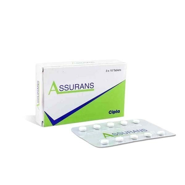 Buy Assurans 20 Mg