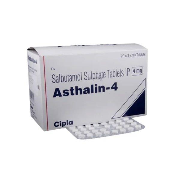 Buy Asthalin 4 Mg