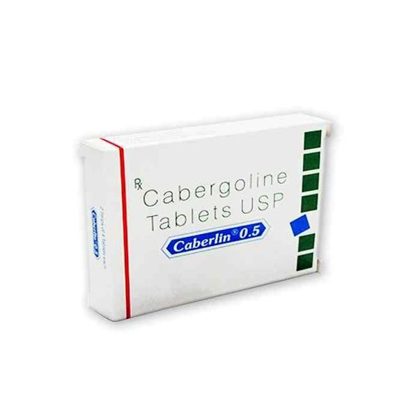 Buy Caberlin 0.5 Mg