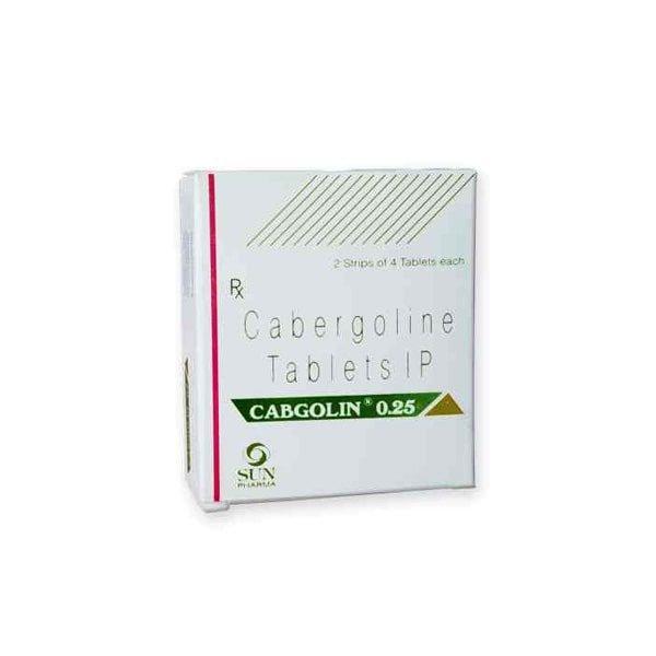 BuyCabgolin 0.25 Mg