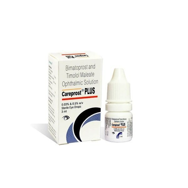 Buy Careprost Plus Eye Drop
