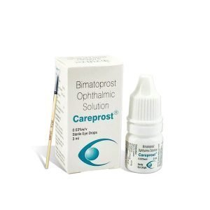 Buy Careprost With Brush Eye Drop
