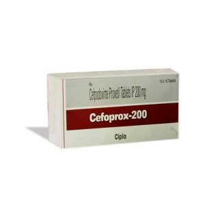 Buy Cefoprox 200 Mg