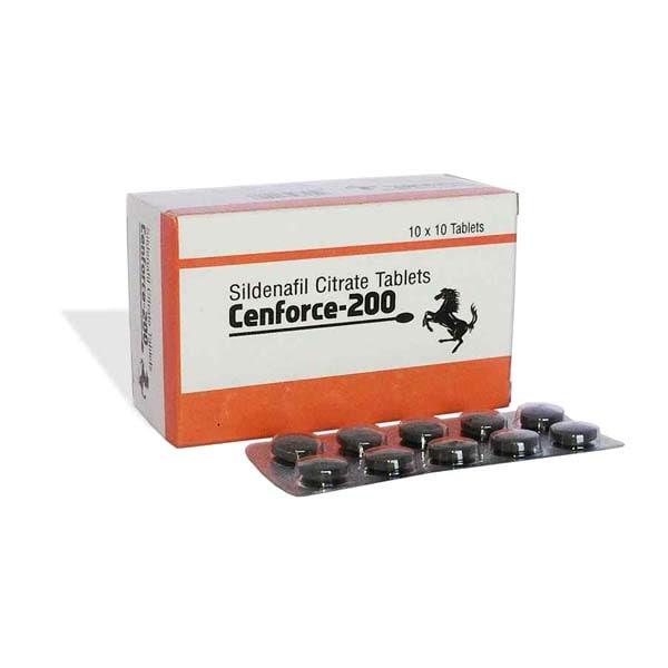 Cenforce 200 ED Pill