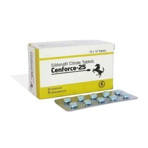 Cenforce 25 ED Pill