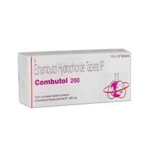 Buy Combutol 200 Mg