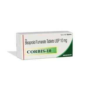 Buy Corbis 10 Mg