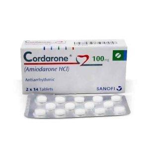 Buy Cordarone 100 Mg