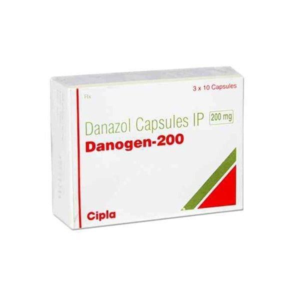Buy Danogen 200 Mg