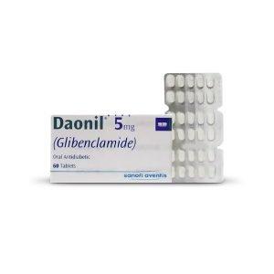 Buy Daonil 5 mg