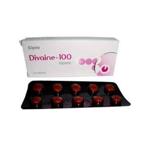 Buy Divaine 100 Tablet