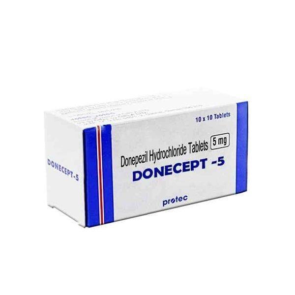 Buy Donecept 5 Mg