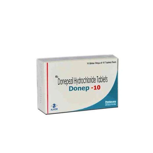 Buy Donep 10 Mg