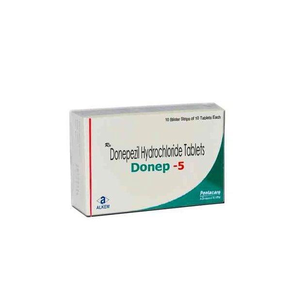 Buy Donep 5 Mg