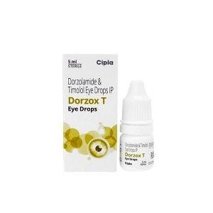Buy Dorzox T Eye Drop