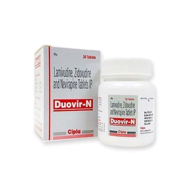 Buy Duovir N Tablet