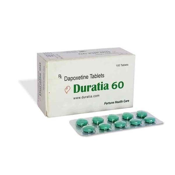 Buy Duratia 60 Mg
