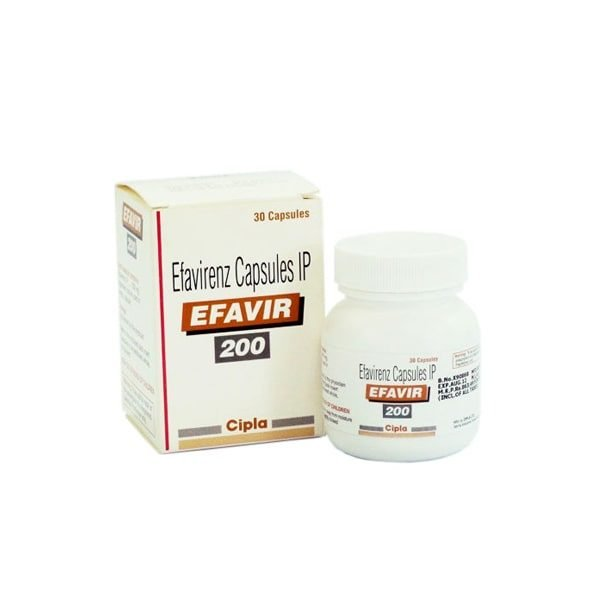 Buy Efavir 200 Mg