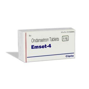 Buy Emeset 4 Mg