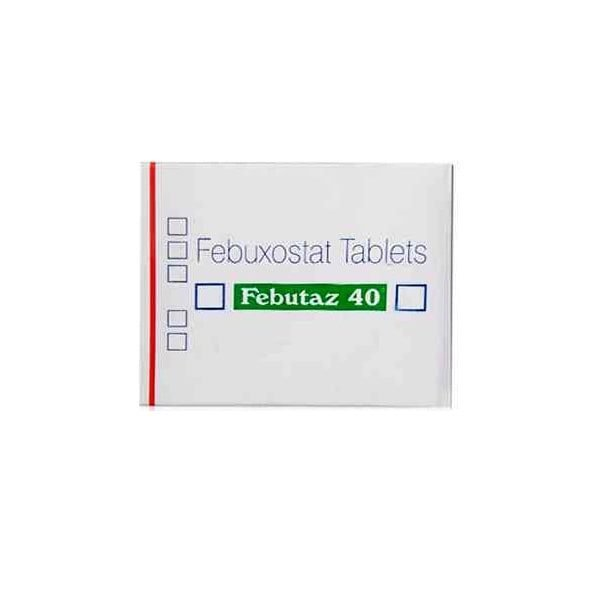 Buy Febutaz 40 Mg