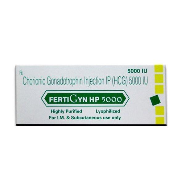 Buy Fertigyn Hp 5000 Iu