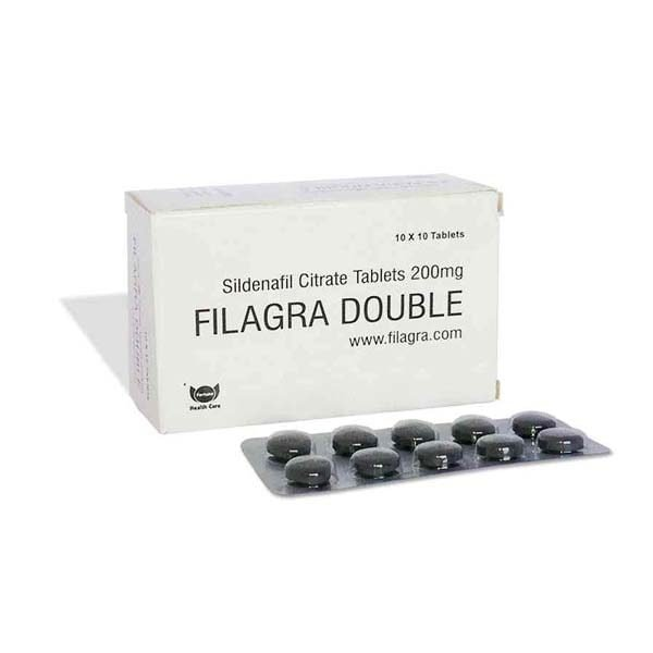 Buy Filagra Double 200 Mg