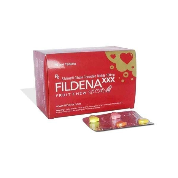 Fildena Chewable 100