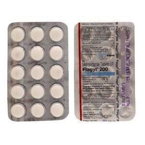 Buy Flagyl 200 Mg