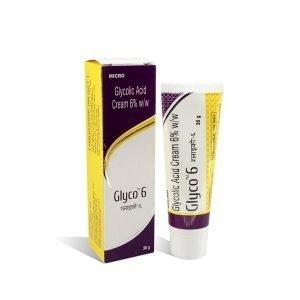 Buy Glyco 6 Cream