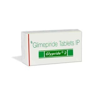 Buy Glypride 2 Mg