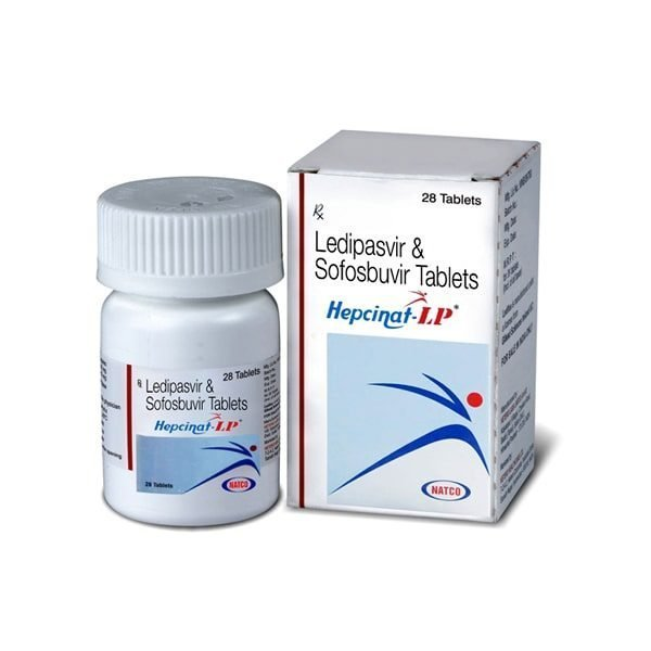 Buy Hepcinat Lp Tablet
