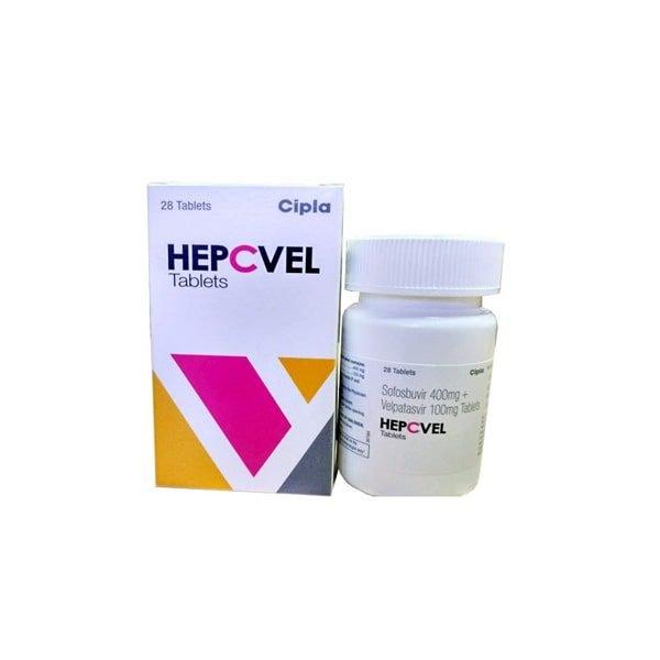 Buy Hepcvel Tablet