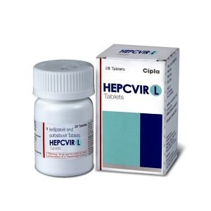 Buy Hepcvir L Tablet