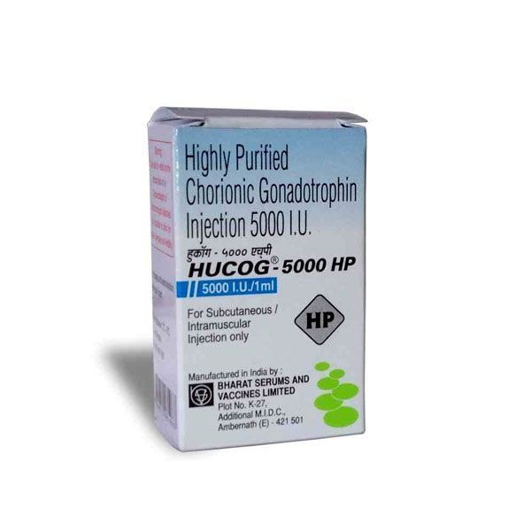 Buy Hucog 5000 Iu