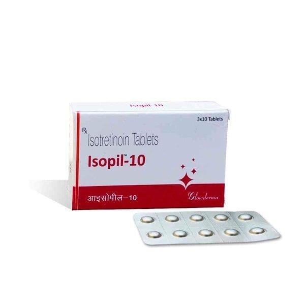 Buy Isopil 10 Mg Tablet