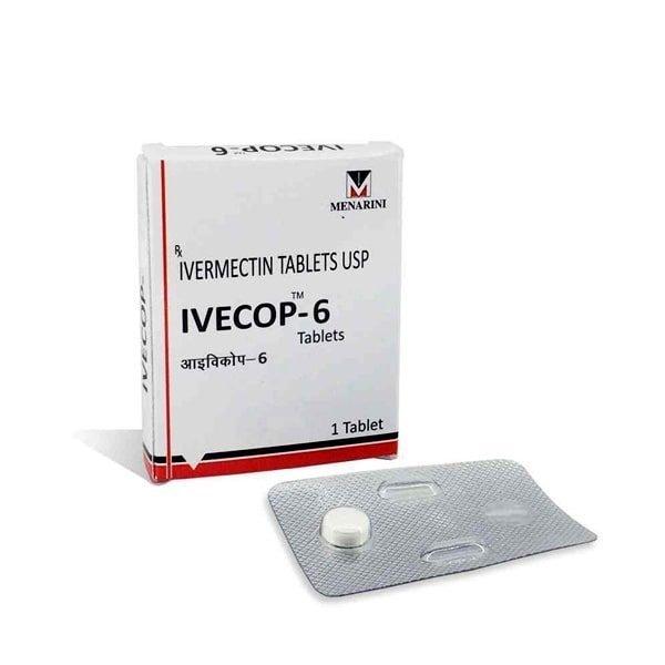 Buy Ivecop 6 mg