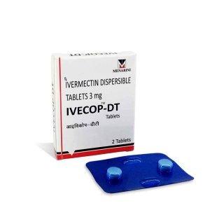 Buy Ivecop DT 3 mg