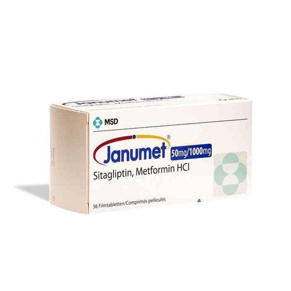 BuyJanumet 50-1000 Mg