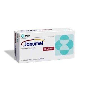 Buy Janumet 50-500 Mg