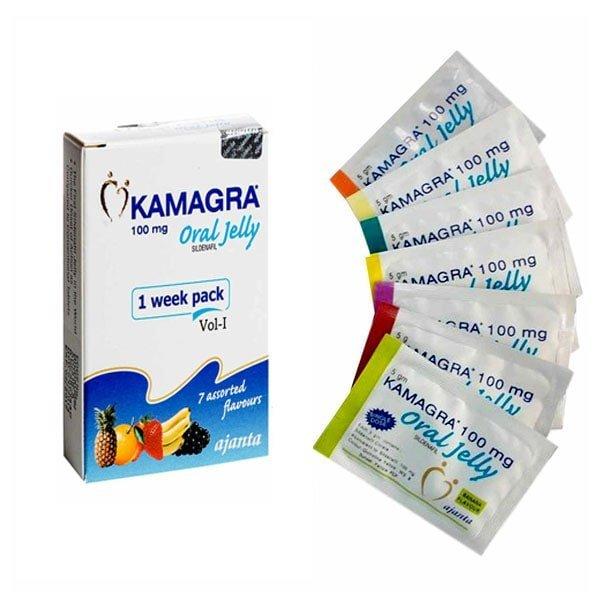 Buy Kamagra Oral Jelly
