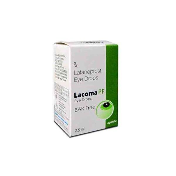Buy Lacoma Pf Eye Drop
