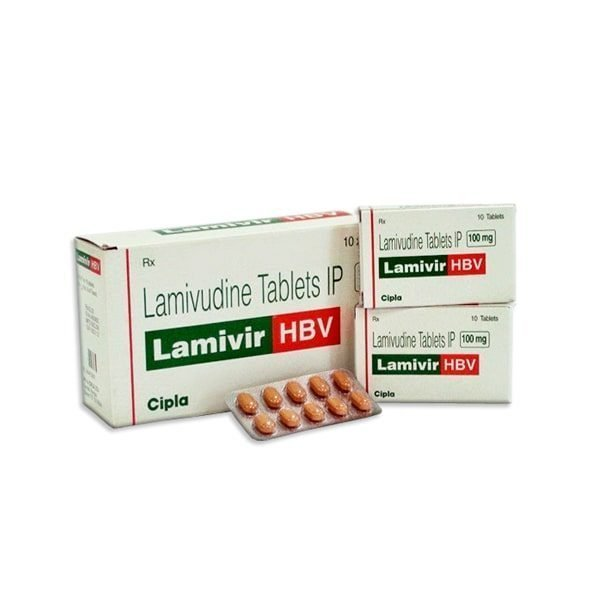Buy Lamivir Hbv 100 Mg