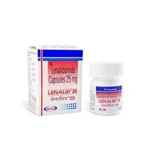 Buy Lenalid 25 Mg